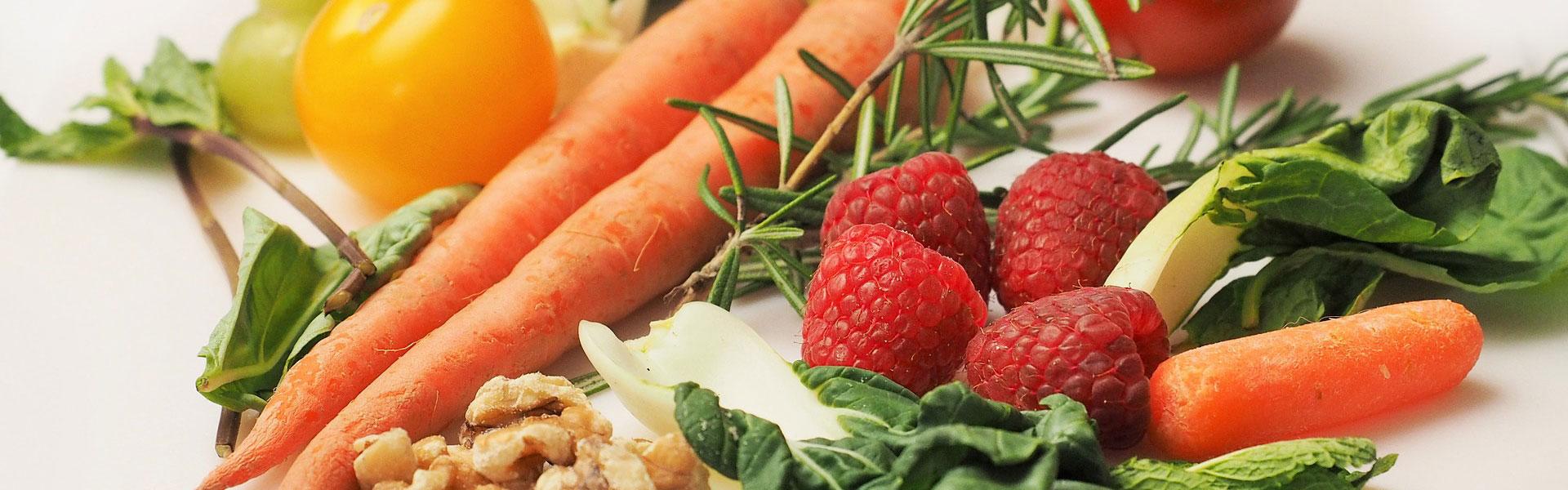 Gesundheit und Ernährung